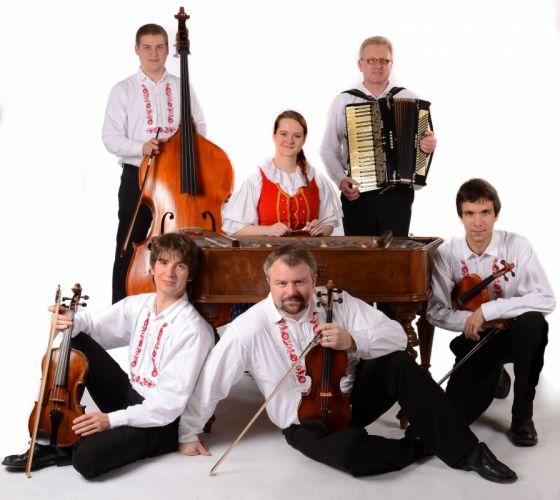 Cimbálová muzika Milana BROUČKA